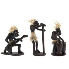 Asmat Figuren Band
