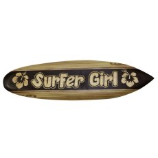 Deko Board Surfergirl